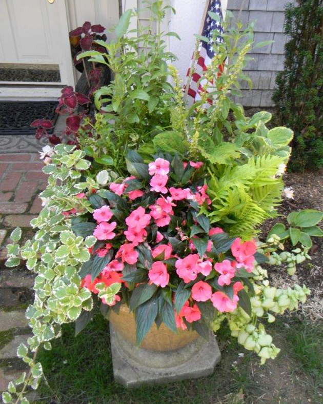 Seasonal Plantings Service New Canaan, CT