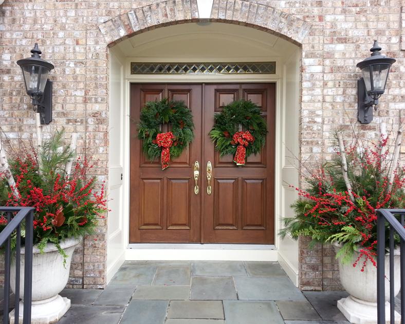 Holiday Decor New Canaan, CT